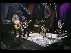 Jimmy Page with the Black Crowes Wanton Song