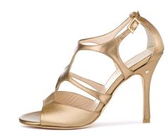 Penelope Bronzo leather via Tango Shoes by Madame Pivot USA. Click on the image to see more!