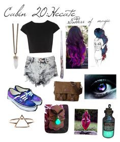 """""""Cabin 20: Hecate goddess of magic"""" by squidney12 ❤ liked on Polyvore featuring Alice + Olivia, Glamorous, Givenchy, women's clothing, women's fashion, women, female, woman, misses and juniors"""