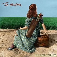 Jennifer Warnes - The Hunter on 180g LP