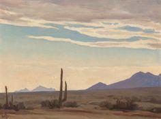 herd your horses Desert Aesthetic, Gothic Aesthetic, Desert Dream, Desert Art, Maynard Dixon, Rivers And Roads, Native American Art, Art Inspo, Landscape Paintings