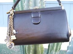 Vintage Kelly Bag Master Craft     ON SALE by blessedvintage, $35.00