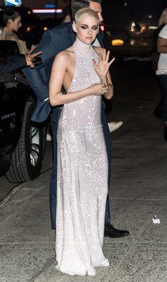 Kristen Stewart look crane rase