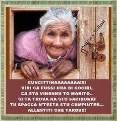 """Carinissime! vignette siciliane per ridere un po"""""""""""" - Frasi Umoristiche"""