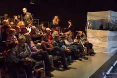 Fotos mit dem bit.ly/Theater_ASOU  #Pinguin People am 22. Jänner 2016 Eine Geschichte über das #Tierische im Menschen – #clowneskes #Bewegungstheater aufgeführt im #TTZ in Graz-Gösting. Ein Stück das gänzlich ohne Sprache auskommt. #TheaterASOU #PinguinPeople #MichaelHofkirchner #UrsulaLitschauer #ChristophSchiele #BirgitUnger #BernhardZandl Austria, Theater, Events, Concert, People, Pictures, Graz, Language, History