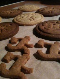 """Chuck """"nerd"""" cookies"""