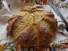 馬鈴薯麵包Kartoffelbrot•A