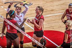Ginny Gerig, Ashley Slay pace APSU Volleyball comeback win at Southeast Missouri