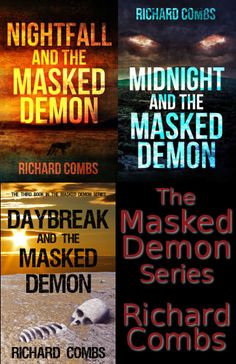 http://silver-dagger-scriptorium.weebly.com/sdsxx-tours/masked-demon-series-book-tour-and-giveaway #americanindianlegends #bikers #ritualmurders