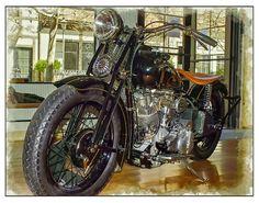 1940 Crocker Motorcycle