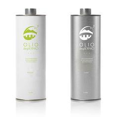 Progettazione del marchio logotipo di un'azienda olivicola ciociara Logotype Design of an olive oil businness in Southern Italy 2014