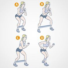 This workout includes five strengthening exercises that will take your yoga practice to the next level. Perform this workout once or twice a week, and you'll be showing your favorite yoga class who's boss in no time. Insanity Workout, Best Cardio Workout, Fit Girl Motivation, Fitness Motivation, Revenge Body Workout, Khloe Kardashian Workout, Hourglass Figure Workout, Burn Fat Build Muscle, Killer Workouts