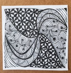 Hump Day Zentangle® Challenge – Whatever Wednesday and Time Flies Edition Pink Flamingos Lawn Ornaments, Life Form, Memorial Day, Colored Pencils, Zentangle, I Am Awesome, Challenges, Colouring Pencils, Zentangle Patterns