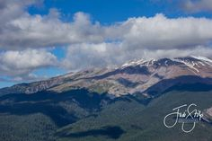 www.jodistilpphotography.com, landscapes, copyright Jodi Stilp Photography LLC, Mt. Hood, Covered in Clouds, Tom, Dick and Harry Summit