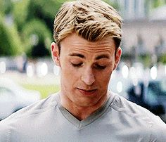 Steve, your face... It's too adorable.