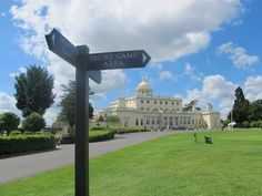 Anyone for a game of golf? #golf #stokepark