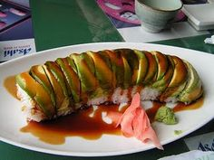 someone buy me sushi My Sushi, Sushi Love, Dragon Roll, Restaurants, Rolls, Ethnic Recipes, Food, Diners, Meal
