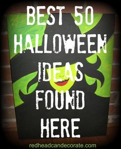 Best 50 Halloween Ideas Found Here #halloween