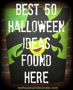 Best 50 Halloween Ideas Found Here #halloween