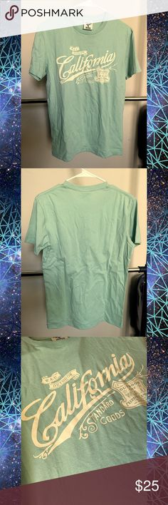📌 California WHO.A.U tee 60% cotton. 40% polyester. Made in Vietnam. NO TRADES 🙅🏻 ALL REASONABLE OFFERS ARE ACCEPTED 😊👍🏽 NO LOWBALLERS!!! 😒✌🏽️✌🏽 LET'S BUNDLE!!!! 🎋🎉🎁🎊🎈 WHO.A.U Shirts Tees - Short Sleeve