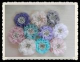 Guangzhou Ousline Trading Co., Ltd. - China Hair Accessories, Soft Chiffon with Pearls and Rhinestones Mesh Layered Small Fabric Flowers (FFA-0200), Jewelry Centers Handmade Fabric Flower, Corsage Flower (FFA-0064), 2013 Vintage Lace Flower with Rhinestone&Pearls (FFA-0019)| Made-in-China.com Mobile