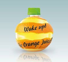 Wake up for Orange Juice!  Would wake me up too PD.