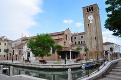San NIcolò dei Mendicoli, Venice - one of the eldest churches in Venice, its name probably derives from Mendici (poor people), due to extremely poor conditions of life during VII century
