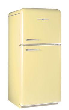 Northstar refrigerators. Model 1952. Old design, new technology, must have!