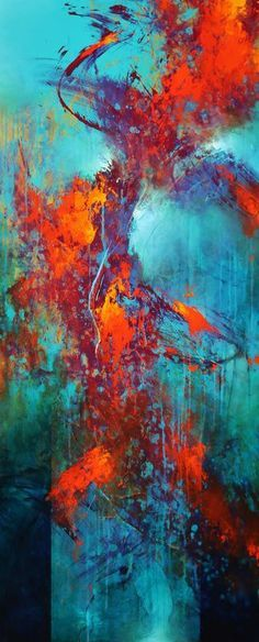 Colorful Painting Series Santa Fe Large abstract contemporaryTexas Dallas Houston Austin California New York Art - http://centophobe.com/colorful-painting-series-santa-fe-large-abstract-contemporarytexas-dallas-houston-austin-california-new-york-art/ -
