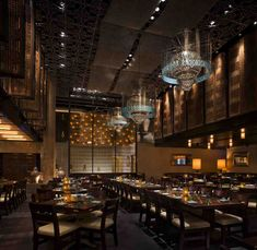 LAVO Italian Restaurant and Nightclub at the Palazzo Hotel in Las Vegas, NV yup yup :)