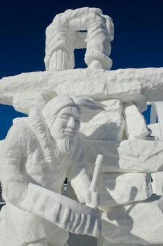Breckenridge International Snow Sculpture Championships 2013