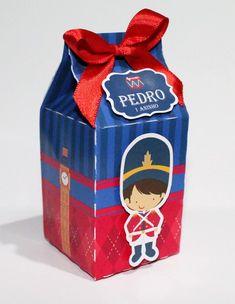 Caixa Mini MIlk Soldadinho de Chumbo