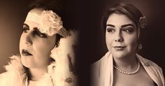 Retrospectiva: Maquillaje años 20-30 MakeUp Mufe