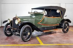 Delage D6 tourer 1915 Maintenance/restoration of old/vintage vehicles: the material for new cogs/casters/gears/pads could be cast polyamide which I (Cast polyamide) can produce. My contact: tatjana.alic@windowslive.com