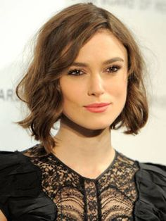 The cutest cuts for #short #hair - Kiera Knightley
