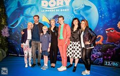 Finding Dory – Belgium Première