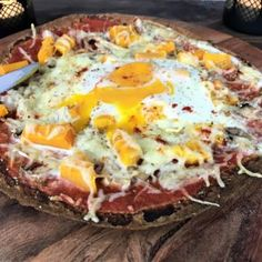 Recette de Thibault Geoffray - La pizza wrap - Cuisine Test Pizza Wrap, Le Diner, Hawaiian Pizza, Four, Breakfast, Cooking Recipes, Chicken Breasts, Being Healthy, Healthy