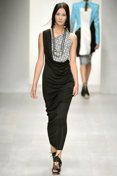 SPRING 2013 READY-TO-WEAR  Jean-Pierre Braganza