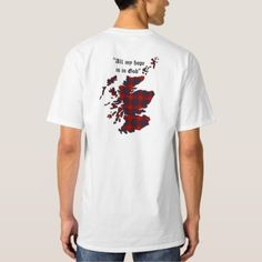 Fraser Clan Men's Tall T-Shirt - diy cyo customize create your own personalize