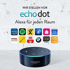 Best Amazon Echo Dot Generation Schwarz http amzn
