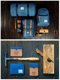 Herschel Supply Co. Travel luggage and bags
