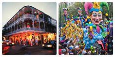 Festival in New Orleans  #NewOrleans #Parade #Festival #TravelBlog #USA #Travel
