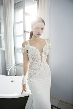 Hadas Cohen wedding dress.