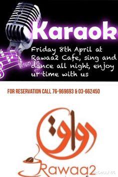 Karaoke night Rawaa2 Cafe  #Music #instafood #trending #lifestyle #Nightclub #Bar #lebanon #Wine #Drinks #Dance #clubbing #party #instagood #instamood #tag #repost #Nightlife #r4r #karaoke t #friends #food #karaokenight #rawaa2cafe