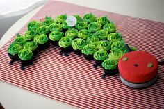 I think i found Nicos 1 st birthday theme since he is my lil hungry caterpillar