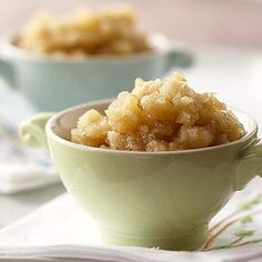Use up extra Golden Delicious apples plucked from the orchard or the grocery store for this flavorful homemade applesauce. Just cook…