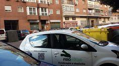 Atención de fisioterapia a domicilio en la zona de Madrid Río para tratar un dolor cervical