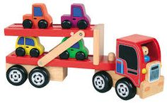 Born to Toddle wooden toys