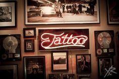 tattoo parlor - A custom Neon Sign