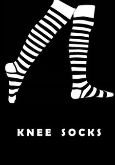 When the zeros line up on the 24 hr. Clock //When you know who's callin' even though the number is blocked // When you walked around your house wearing my sky blue Lacoste and your Knee Socks. Knee Socks // Arctic Monkeys
